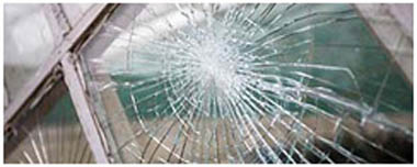 Wednesbury Smashed Glass